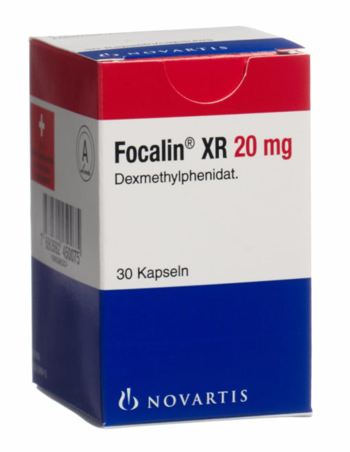 Focalin Side Effects, Uses & Dosage
